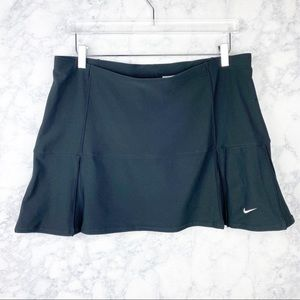 💕 NIKE dry fit skort, tennis, running black color
